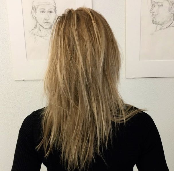 Hjälp för skadat hår